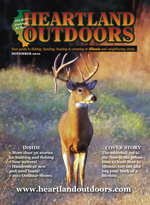 November 2010 issue of Heartland Outdoors